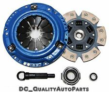 QSC Stage 3 Ceramic Clutch Kit 92-05 Honda Civic DEL SOL D16Y7 D16Y8 D16Z6