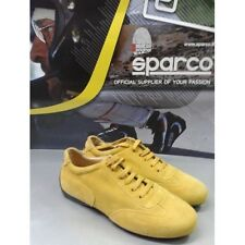 SCARPE SPARCO MOCASSINI - SPARCO SHOES SCHUHE SPARCO CHAUSSURES 38 YELLOW