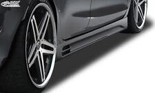 """RDX Seitenschweller FORD Fiesta MK7 JA8 JR8 Schweller """"GT-Race"""" Set Spoiler"""