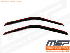 Visors Wind Deflector Front 2pcs Mazda Pickup B2300 B2500 B3000 94 95 96 97-10