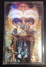 Michael Jackson Dangerous Cassette