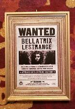 Wanted Bellatrix Lestrange Azkaban Handmade Christmas Ornament Harry Potter Fan
