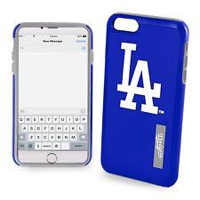 """Los Angeles Dodgers iPhone 6 PLUS 6s PLUS 5.5""""  Dual Hybrid 2 Piece Case"""