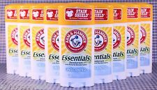 9 Arm & Hammer Essentials UNSCENTED Solid Deodorant 2.5 oz