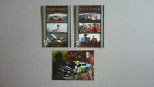 2010 NASCAR Press Pass Unleashed and Tradin' Paint 3-Card Insert Lot ~ Gordon