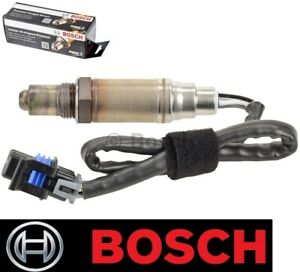 Bosch OE Oxygen Sensor Downstream for 2006 CHEVROLET SSR V8-6.0L engine