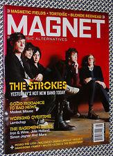 MAGNET Magazine, THE STROKES, Modest Mouse, Walkmen, Echo & the Bunnymen