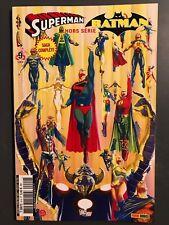 SUPERMAN ET BATMAN HORS SERIE (Panini) - T9 : mars 2010