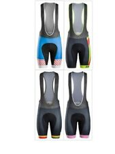 Bontrager Specter Cycling Men Bib Shorts Road MTB Black White Red Blue Yellow