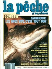 Revue  La pêche et les poissons No 558 Novembre 91