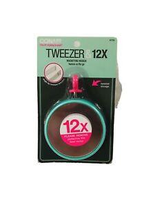Conair Tweezer & 12X Magnigying Mirror Tweeze on the Go