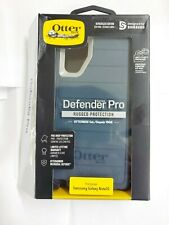 "Otterbox Defender Pro Case Cover +Holster For Samsung Galaxy Note 10 (6.3"") Blue"