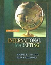International Marketing 2002 by Michael R. Czinkota and Ilkka A. Ronkainen...