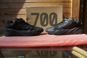 "2020 Adidas Yeezy Boost 700 MNVN ""Black"" Size 11 (3180) FV4440"