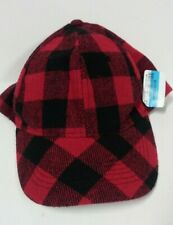 8947218b4 Red Plaid Hat In Men's Hats for sale | eBay