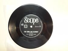 """EXPLOSIVE MIND: The Kids Are Alright-Let It Be Me-Australia 7"""" 1967 Scope SP 006"""