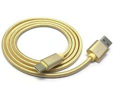 Goldene USB Typ-C USB 3.0 Data Sync-Ladekabel für Apple MacBook Laptop
