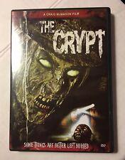 The Crypt (DVD, 2009) Rare Horror Craig McMahon Sarah Oh