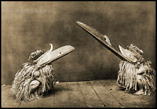 Edward Curtis Photo - Kotsuis and Holihug - Nakoahtek, 1914,  13x19""