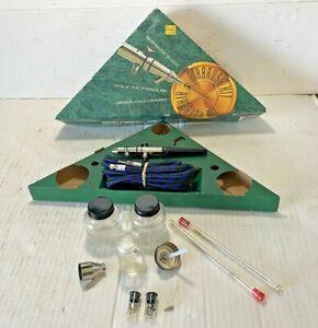 Badger Crescendo AirBrush and Accessories 175-7 Parts Repair
