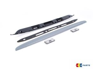 BMW NEW GENUINE 3 SERIES E46 TOURING TRUNK LID GRIP WITH KEY BUTTON PRIMED