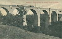 Ansichtskarte Weimar Grosser Viaduct Weimar-Geraer Eisenbahn um 1900 (Nr.795)