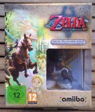 Jeux vidéo allemands The Legend of Zelda pour Nintendo Wii U