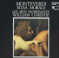 Selva Morale 1992 by Claudio Monteverdi; Erin Headley; Frederick Martin; William
