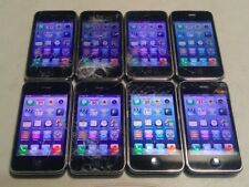 Lot of 8 Apple iPhone 3GS 16GB Black A1303 AT&T - FULL FUNCTIONS - READ BELOW