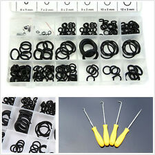 18 Size Car SUV Rubber O-Ring Seals Gasket Set & Pick Hooks Puller Remover Tools