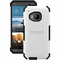 NEW TRIDENT HTC M9 Aegis Series - In Packaging - White