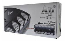 Audiopipe APCLE1504 1500 Watt APCLE Series Class AB 4-Channel Amplifier NEW