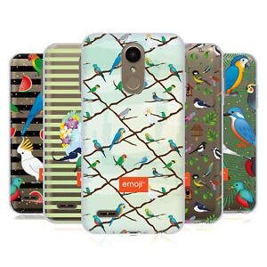 OFFICIAL emoji® BIRDS GEL CASE FOR LG PHONES 1