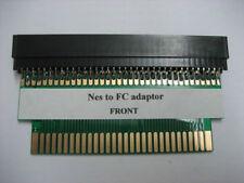 Adaptor Converter Famicom 72 pin to 60 pin nes games Console Nintendo NTSC PAL