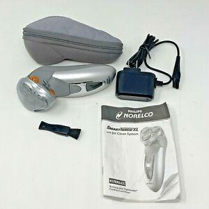 Philips Norelcco Smart Touch XL Recharge Tripleheader Cordless Razor 9170XLCC