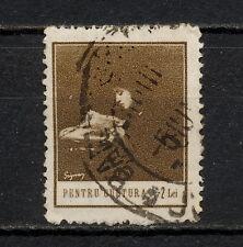 (NNDA 437) ROMANIA revenue 1934 USED