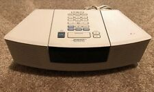 BOSE Wave radio CD Player AWRC-1P Tested Working No Reserve White