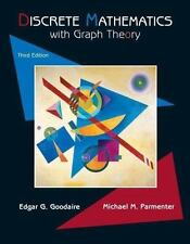 Discrete Mathematics with Graph Theory third ed by Michael M. Parmenter and Edga