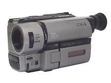 Sony Handycam CCD-TRV65E Hi8 Camcorder - 8mm Video Camera Recorder