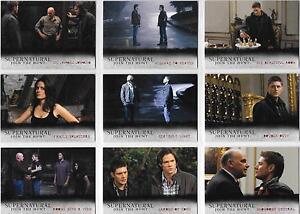 Supernatural season 4-6: Locations L10 - L18