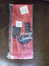 Sonoma Kitchen Towels - HOMESTEAD - Morning Sunshine