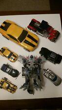Transformers, Optimus Prime, Bumble Bee, Megatron, Jazz, Barricade, Ironside