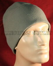 US MILITARY MICROFLEECE POLARTEC WATCHCAP Foliage Green Fleece Watch Hat Cap NEW