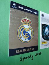 Wappen Real Madrid Champions League Update 2012 13 Panini  Adrenalyn