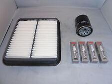 Suzuki Ignis 1.5 VVT Petrol Service Kit Oil + Air Filter Spark Plugs 2003-On