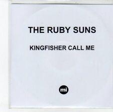 (DK1) The Ruby Suns, Kingfisher Call Me - 2012 DJ CD