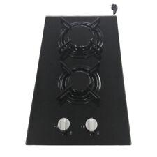 Plaques de cuisson gaz avec 2 plaques