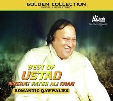 BEST OF NUSRAT FATEH ALI KHAN -  ROMANTIC QAWWALIES - 3CD'S SET