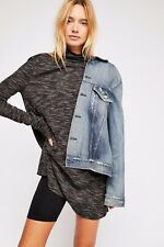Free People We The Free Stone cold Long Sleeve Top Size XS