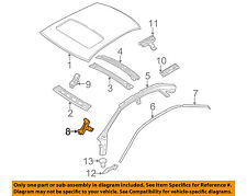 VOLVO OEM 01-07 V70 Roof-Drip Molding Clip 30678009